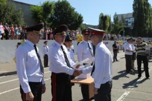 108 лейтенантов пополнили офицерский корпус полиции Белгородской области