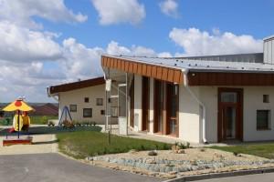 В микрорайоне Дубрава строится новый детский сад