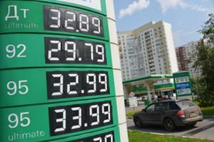 Медведев предпочел низкой стоимости бензина высокие цены на нефть