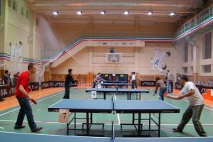 Закрытое первенство Белгородской области по большому теннису