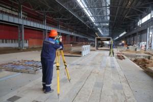 На ОЭМК начался монтаж оборудования участка термообработки проката