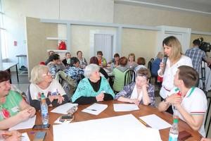 Пенсионеры ОЭМК стали волонтерами