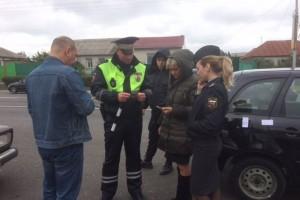 В Старом Осколе нарушительница скоростного режима заплатила 53 штрафа ГИБДД