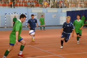 Старооскольские электрические сети — трехкратный победитель мини-футбольного турнира