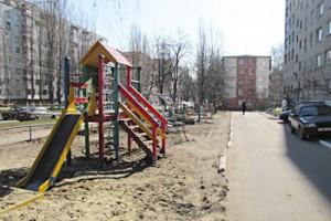 В Старом Осколе на детской площадке погиб 7-летний мальчик