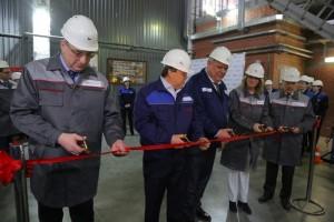 На ОЭМК состоялось торжественное открытие сталеплавильной лаборатории СТИ НИТУ «МИСиС»