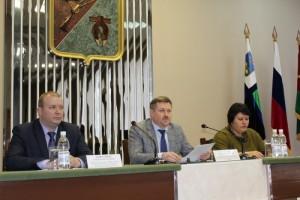 На публичных слушаниях обсудили внесение изменений в Устав Старооскольского городского округа