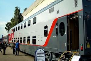 Между Белгородом и Москвой будут курсировать двухэтажные поезда