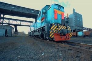 Еще один мощный локомотив