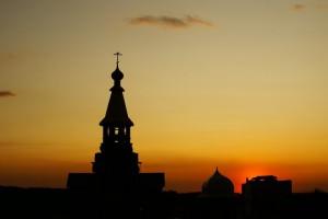 Воскресенский монастырь Новый Иерусалим в Белгородской области