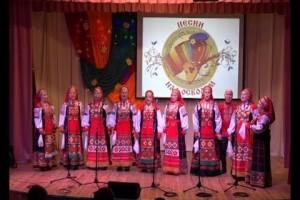 Фестиваль русской песни и фольклора прошёл в Старом Осколе