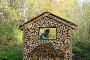 Это не дрова, а произведение искусства.