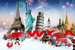 Обычаи и традиции встречи Нового года в разных странах мира