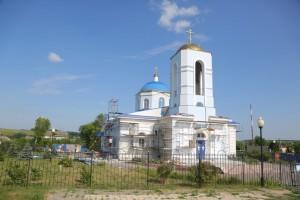 Ремонт храма идет полным ходом