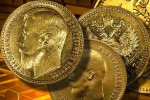 Как русское золото оказалось в банках Японии?