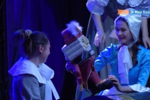 Старооскольский театр отметил день рождения премьерой «Чичиков»