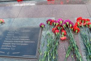 В Старом Осколе полицейские почтили память павших в боях за освобождение города