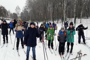 День здоровья в «Белогорье», или  где весело провести новогодние каникулы?