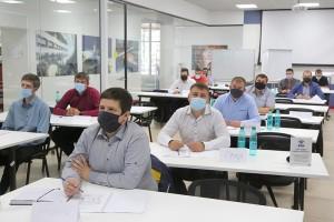 Внутренние тренеры Металлоинвеста прошли обучение в «Школе мастеров»