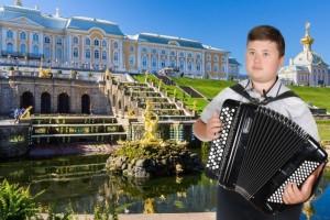 Юный баянист из села Городище стал лауреатом Международного творческого фестиваля