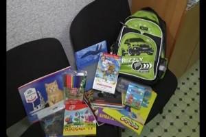 Стартовала благотворительная акция «Вместе в школу детей соберем»