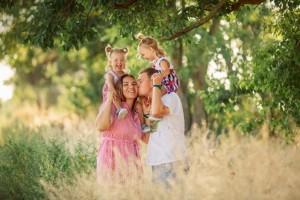 Море позитива и счастья в семейном фотоконкурсе
