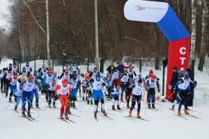 «Лыжня России» в нашем регионе. Фоторепортаж.