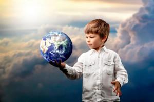Ребенок в мире взрослых