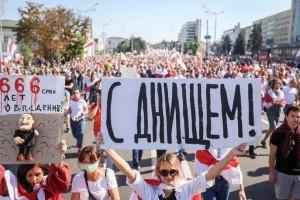 Чем белорусский майдан страшнее майдана украинского?