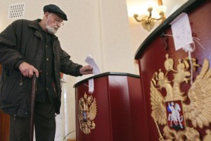 Избирательные участки в Старом Осколе