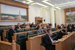 Белгородские депутаты – об отчёте председателя областной Думы о работе законодательного органа в 201