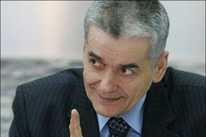 Онищенко призывает россиян не есть гамбургеры: это не наша еда