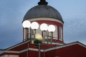 Белгородские энергетики модернизировали освещение фестивальной площадки в Борисовском районе