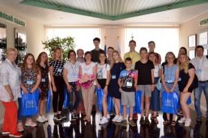 Старый Оскол посетили школьники из Зальцгиттера