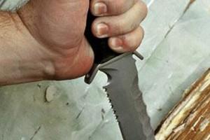 В Старом Осколе задержали мужчину, пытавшегося ограбить пенсионера.