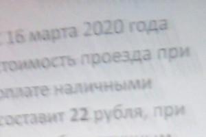 Глава Симферополя осталась недовольна работой общественного транспорта
