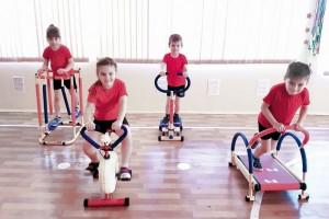 Тренажеры для дошколят