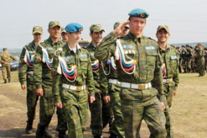 В Белгородской области началась «Зарница»