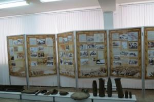 Выставка-викторина, посвящённая 75-летию Курской битвы, открылась в краеведческом музее