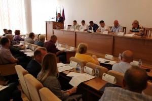 На заседании Общественной палаты обсудили экологическую обстановку в округе и проблемы вывоза мусора