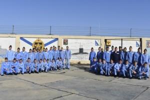 Экипаж подводной лодки «Старый Оскол» прибыл к месту постоянной дислокации в Новороссийск