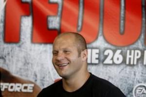 Фёдор Емельяненко: Я никогда не выходил на ринг злым.