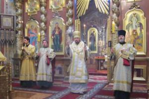 Епископ Губкинский и Грайворонский игумен Софроний возведён в сан архимандрита