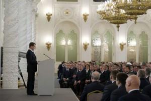 Медведев - президент неизвестной страны