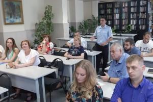 В Старооскольском городском округе продолжается работа по формированию Советов территорий