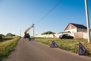 Белгородэнерго реконструирует 60 километров отслуживших свой срок сетей
