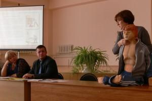 Обсудили  вопросы воспитания у детей культуры безопасного обращения с электричеством