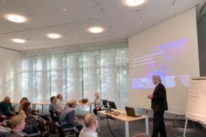 Сотрудники предприятий Металлоинвеста проходят стажировку в Германии