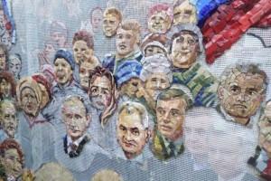 Икона с Путиным и Шойгу. Причем здесь Украина?