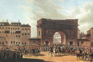 Как вели себя русские во Франции после победы над Наполеоном